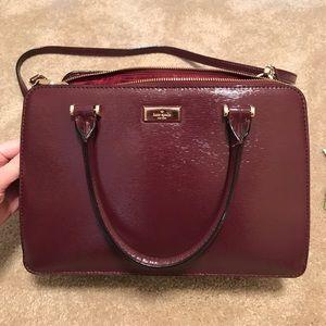 Kate Spade Bixby Place satchel