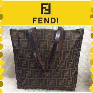 Authentic Fendi Tote 🌸No offers!