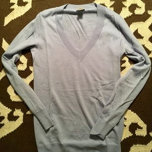 100% merino wool j crew sweater