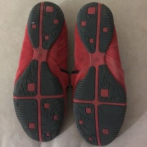 748a0348b3b Champion Shoes - Champion 10 red suede slip on Mary Janes
