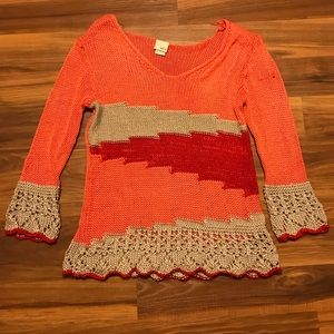 Daytrip Crochet Sweater