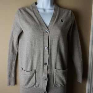 Ralph Lauren boyfriend cardigan great condition