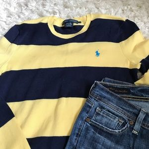 Women's Polo Sweater