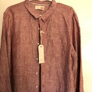 1901 Men's Long Sleeve Button Down