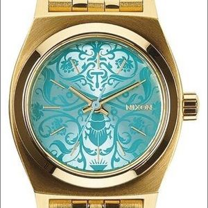 Nixon Watch (Gold)