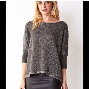 NWT forever 21 sequin sweater