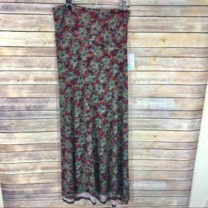 LuLaRoe Maxi Skirt Size XXL