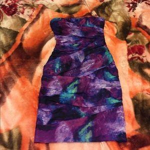 New guess dress size 0