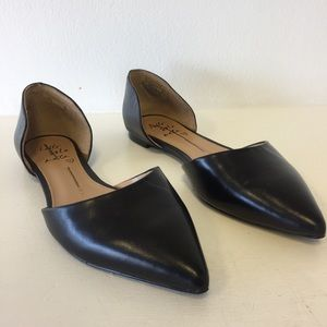 Banana Republic Black d'orsay flats 6