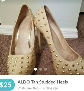 Aldo Spiked Heels