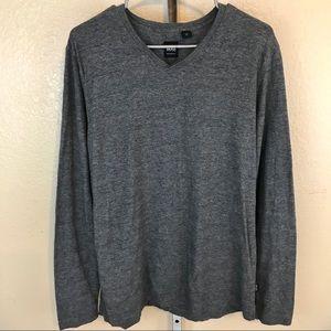8c62a4eb Hugo Boss Shirts | Molino Regular Fit V Neck Shirt Sz Small | Poshmark