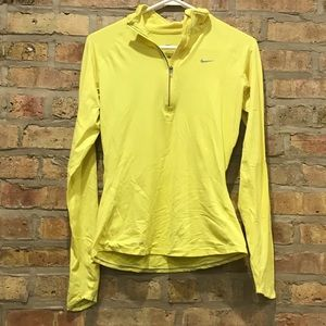 Nike Dri-Fit 3/4 Zip