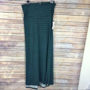 LuLaRoe Maxi Skirt Size 3XL