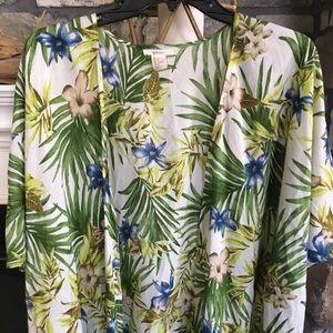 🍀🍁Floral Kimono 🍀🍁