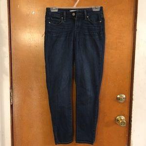 Paige jeans. Verdugo crop. Size 26