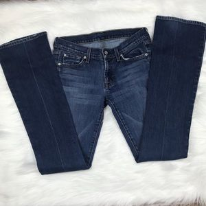 7FAM bootcut jeans 27