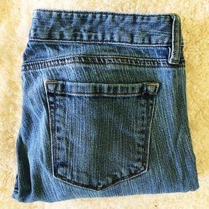 Loft Modern Slim Fit Jeans