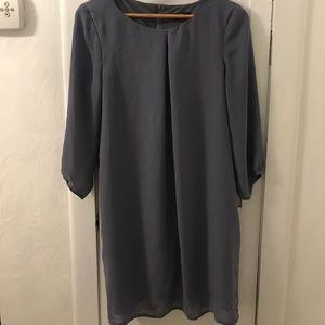 H&M Shift Midi Dress