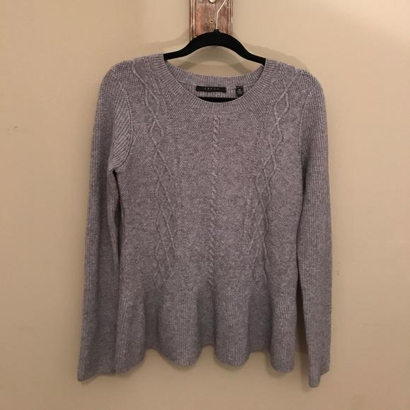c030c8f9acd Cyrus Peplum Sweater