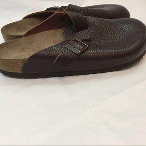 Birkenstock clog shoes size 9