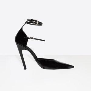Balenciaga Slash Pump D'Orsay - Size 38