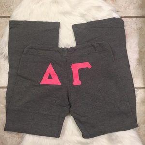 Pants - $18 FLASH SALE!! | Delta Gamma | Letter Sweatpants