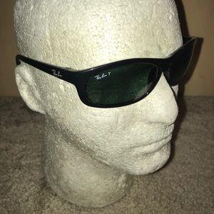 Ray ban polarized RB 4004 Sunglasses 601/9A 2P