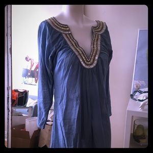 Tops - Chic tunic / throw over