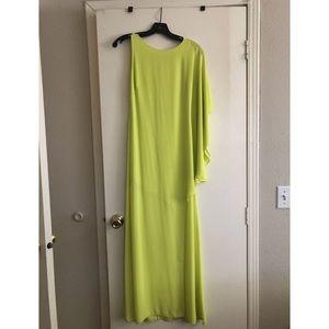 BCBG MAXAZRIA Yellow Dress