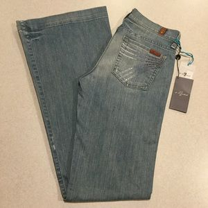 7 For All Mankind Jeans 25X34.5 Dojo Baton Rouge!