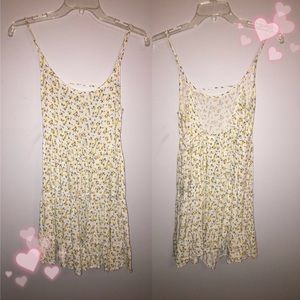 Cute Floral Shift Dress