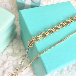 Jewelry - Chokers ! Great Quality Link Chain  necklaces