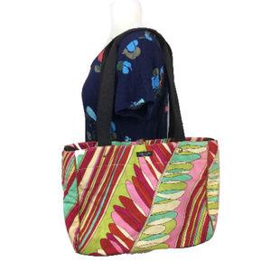 Pre-Loved Colorful Kate Spade New York Tote Bag