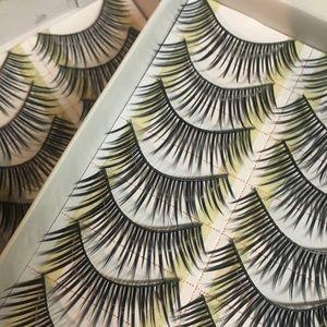 13 pairs false eye lashes / eyelash. Moving sale.