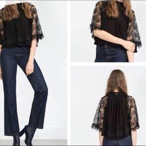 NWT Zara sexy top