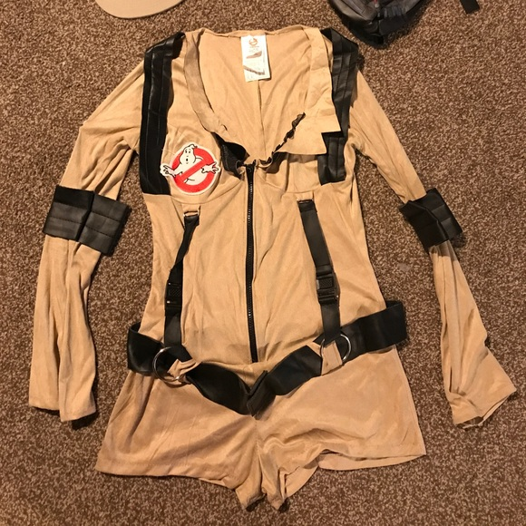 Rubie S Other Sexy Ghostbusters Costume Poshmark