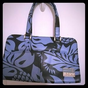 Roxy travel bag Navy and light blue