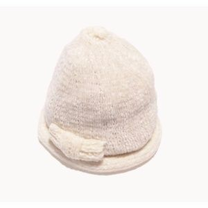 New August Accessories Chenille Roll Up Knit hat