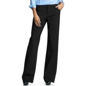 Gap Black Perfect Trouser Pants