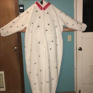Disney 101 Adult Dalmatians Plush Fleece Costume