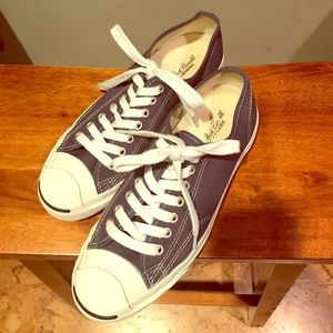 Like new Jack Purcell tennis shoes