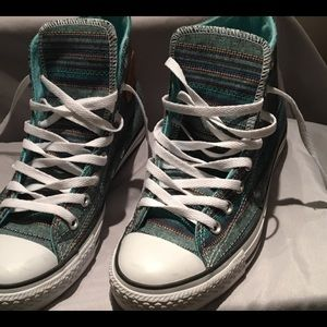 Women's Converse High Top Sneakers