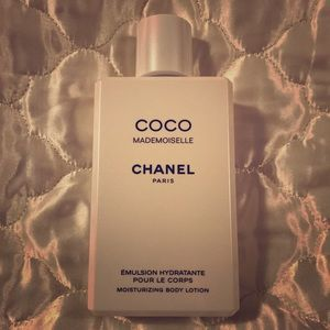 New AUTHENTIC Chanel Mademoiselle lotion