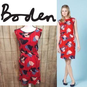 ••Boden•• blackberry dress