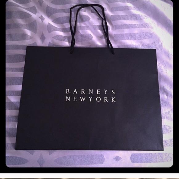 3ccab9ade2c5 Barneys New York Handbags - Barneys New York medium shopping bag