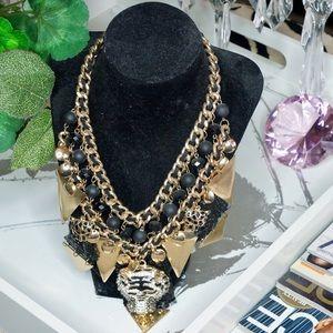 ALDO Tiger Necklace