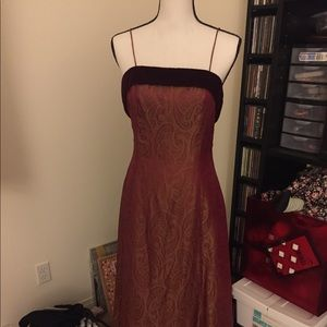 Never been worn gorgeous formal gown