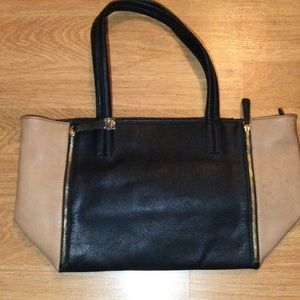 BP black/Tan shoulder bag