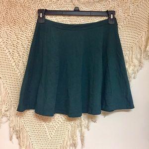 2 Fall Color Circle Skirts