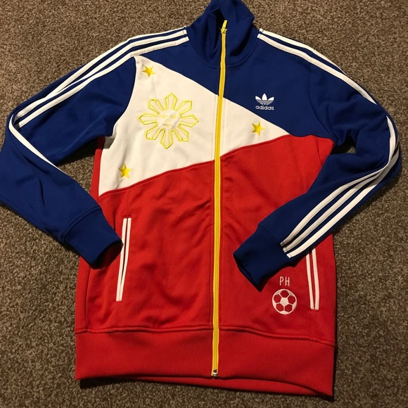 62b24722540 adidas Other - Adidas Philippines Track Suit
